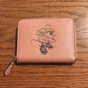 Coach Small Zip Wallet